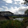 橋と川(9月8日)