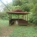 Photos: 赤い屋根の休憩所(9月5日)