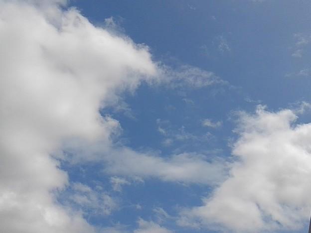 Photos: 空と雲(9月14日)