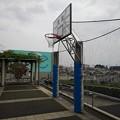Photos: 駅前バスケゴール(9月21日)
