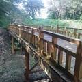 Photos: 緑の丘の陸橋の景色(9月21日)