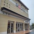 映画館の入口(10月17日)
