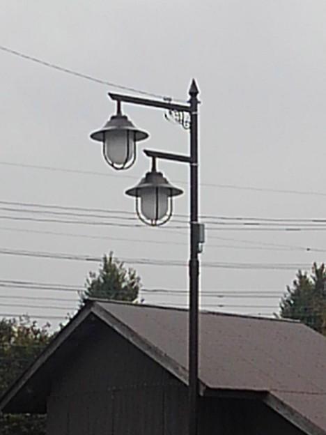街灯(10月5日)