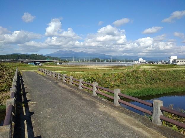 Photos: 山と橋(10月21日)