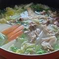 Photos: 鍋料理(10月29日)