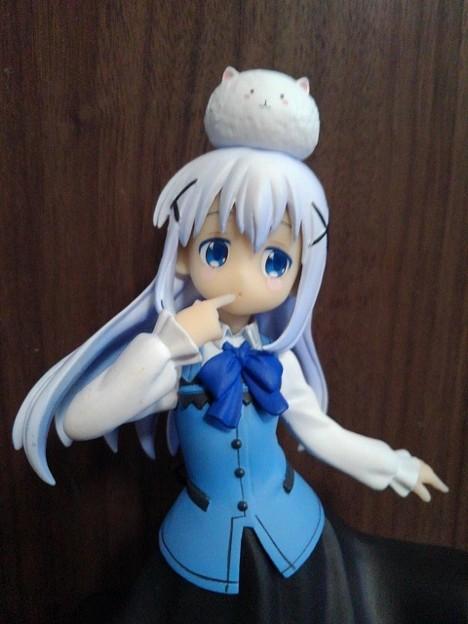 チノ(ご注文はうさぎですか?)