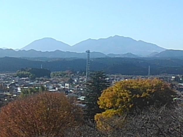 日光連山(11月14日)