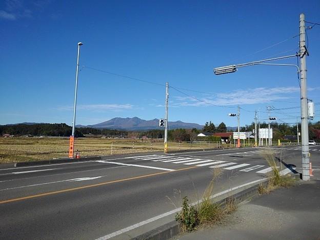 山のある景色(11月24日)