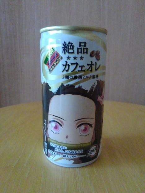 禰豆子コーヒー(10月22日)