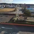 Photos: 歩道橋からの時計台(12月4日)