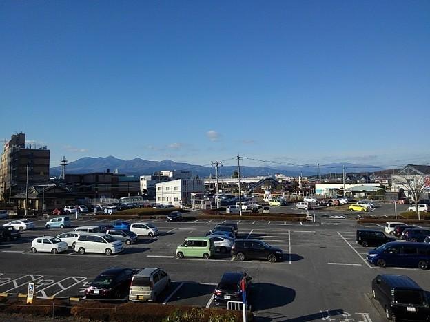 屋上駐車場から(12月6日)
