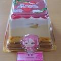 Photos: 四角いクリスマスケーキ
