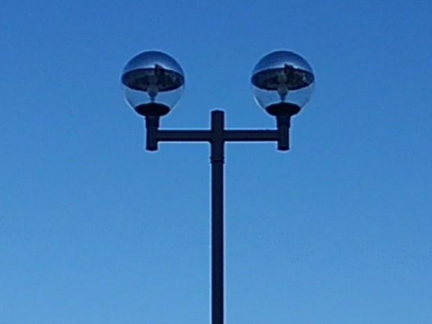 街灯(12月6日)