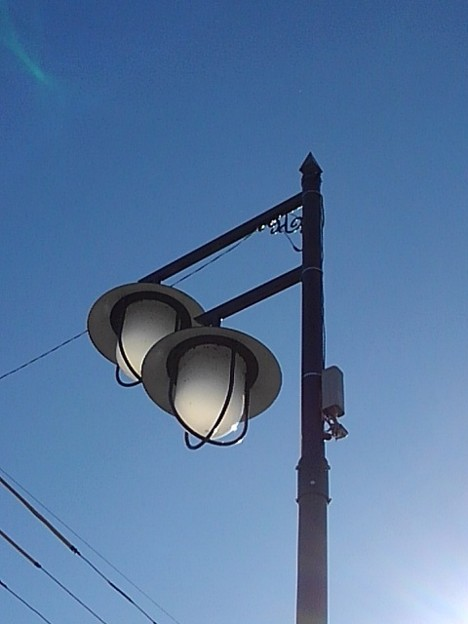 街灯(12月22日)