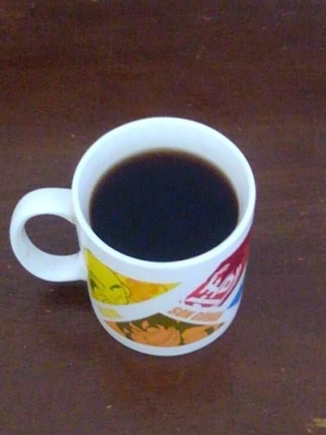コーヒー(12月31日)
