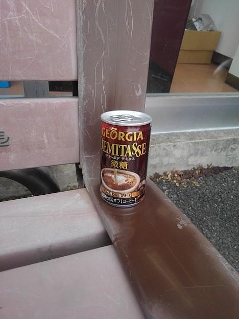 缶コーヒー(12月29日)