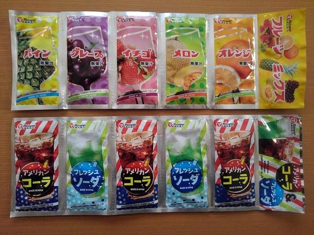 Photos: ダイソーで買ったジュースの素