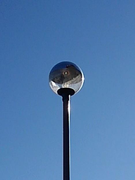 シングル街灯(12月25日)