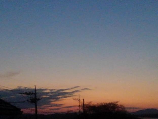 Photos: 夕日(12月29日)