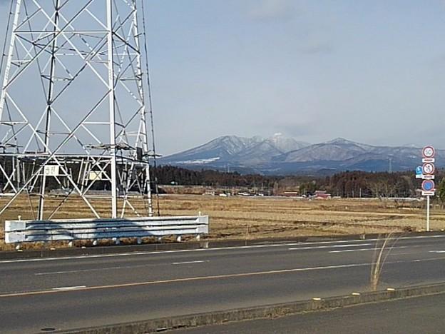 Photos: 雪山(1月8日)