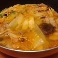 キムチ鍋(1月16日)