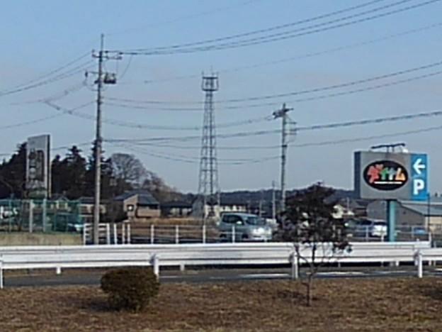 鉄塔(1月15日)