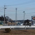 Photos: 鉄塔(1月15日)