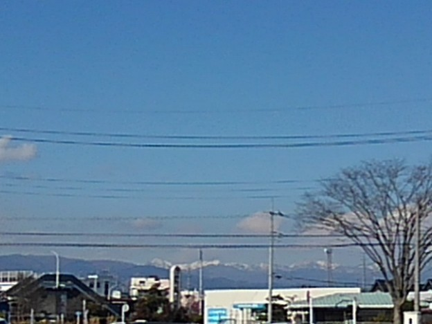 街の景色(1月18日)