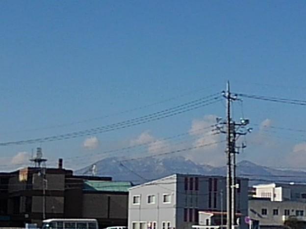 高原山の見える景色(1月18日)