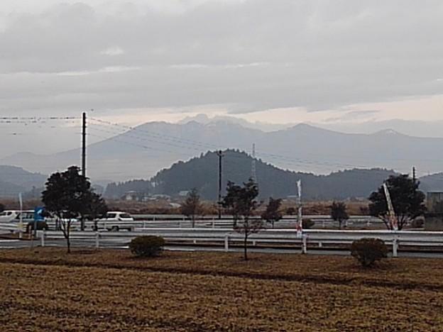霧の山(1月27日)
