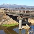 Photos: 橋と山(2月4日)