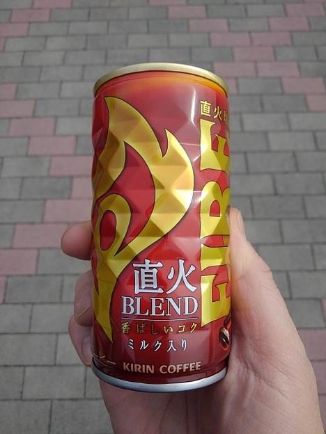 缶コーヒー(2月12日)