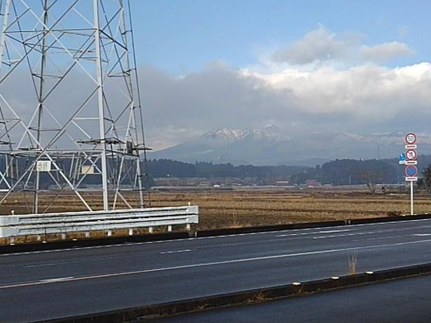 Photos: 山(2月2日)