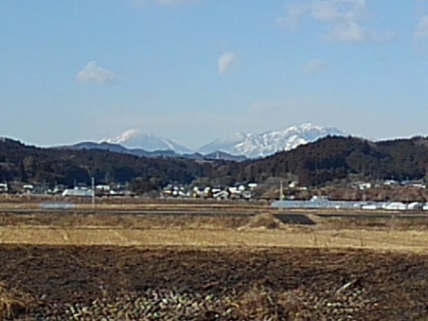 Photos: 日光連山(2月4日)