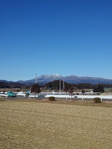 Photos: 山(2月5日)