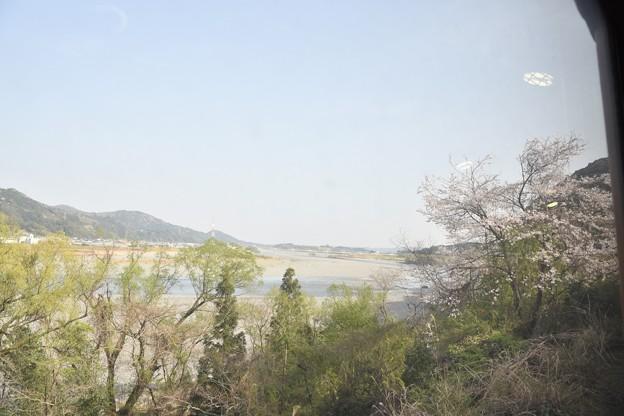 大井川鐡道の車窓から
