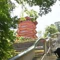 写真: 山口観音(金乗院)