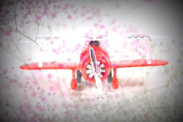 飛行機(所沢のお土産)