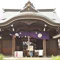写真: 磐井神社(9月)
