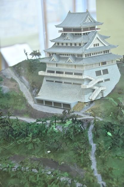 熱海城にて