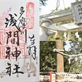 Photos: 多摩川浅間神社(2月)