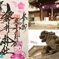 Photos: 磐井神社(3月)