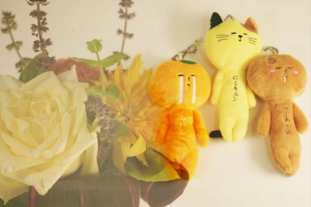 Photos: なんかのキャラ(稲取のお土産)