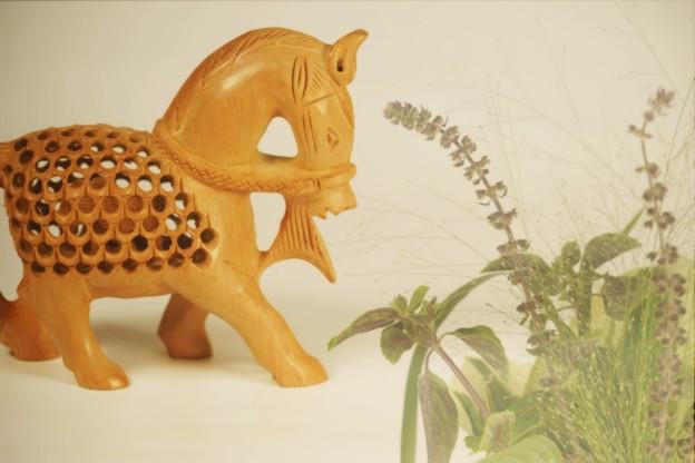 馬の飾り物(お土産)