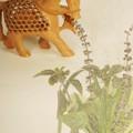 馬の飾り物(鹿沼の旅のお土産)