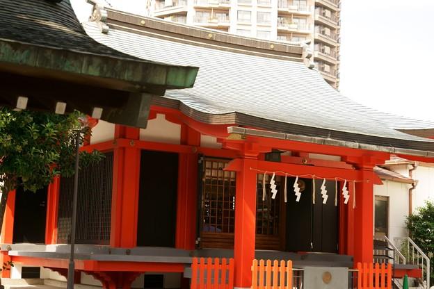 麻布氷川神社(令和元年5月)