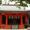 麻布氷川神社(令和元年6月)