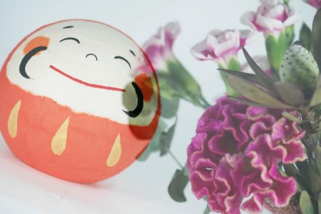 Photos: 達磨さん(お土産)