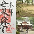 Photos: 世田谷八幡宮の御朱印