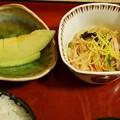 Photos: 宿の夕食